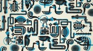 Bestiaire illustration pour design textile bestiario1-300x165