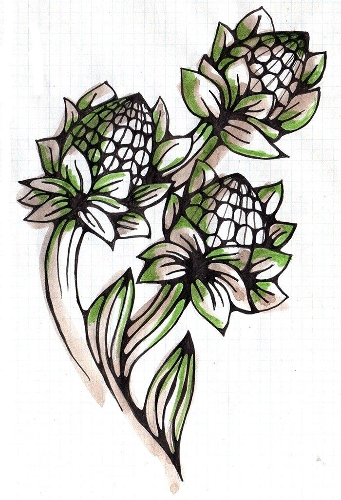 pine design dans design textile