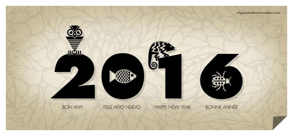 bonne anée 2016